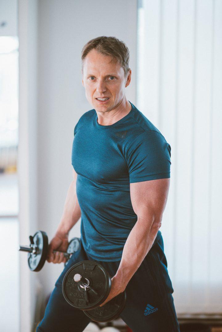 Cele 7 principii pentru menținerea masei musculare