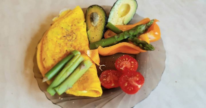 Mic dejun proteic, vitaminic și delicios.
