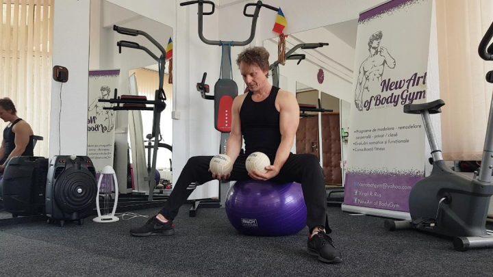 Fitness – stare de alertă – măsuri de relaxare preferențiale