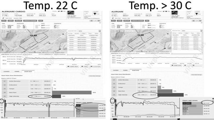Repere în raportul dintre termoreglare și efortul fizic (2016)